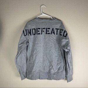 Undefeated Sweatshirt Mens Size Large